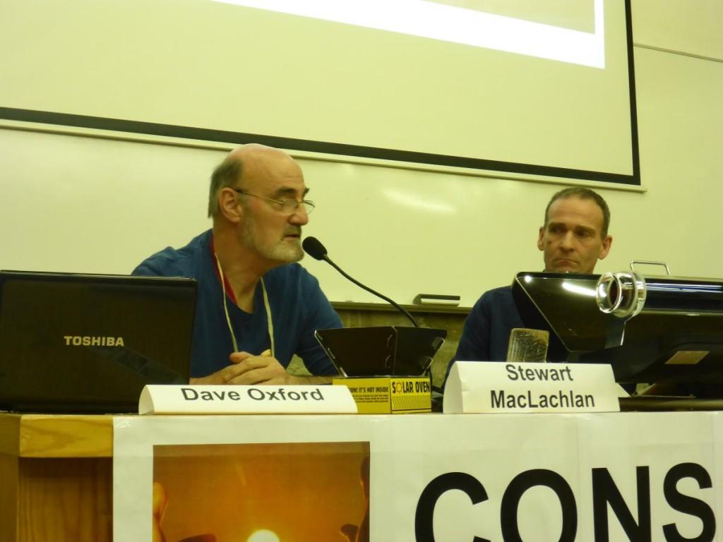 SLiCK conference presentation